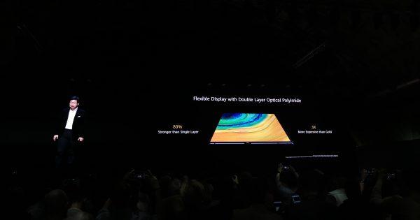Huawei Mate Xs Lansare Barcelona