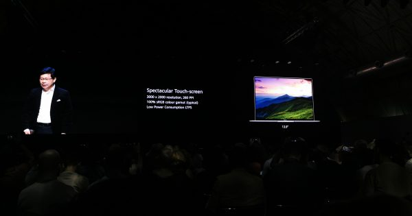 Lansare Huawei Barcelona MateBook (1)