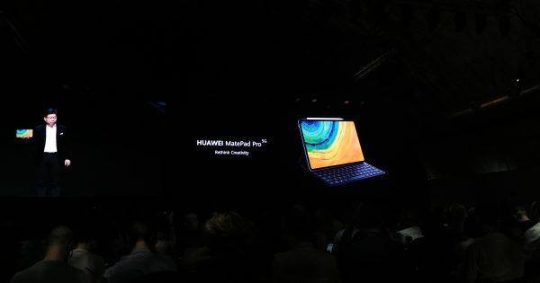 Lansare Huawei Barcelona MatePad Pro (10)