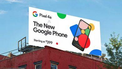 Pixel 4A Billboard Price