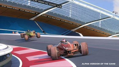Photo of Trackmania Nations revine