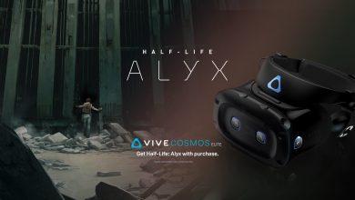 Photo of VIVE COSMOS ELITE se lansează oficial și vine cu HALF-LIFE: ALYX