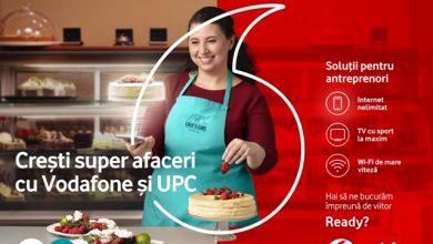 Photo of Vodafone România lansează oferte speciale complete pentru antreprenori