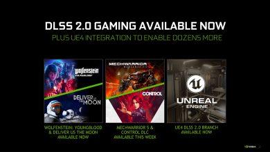 Photo of Nvidia a lansat DLSS 2.0