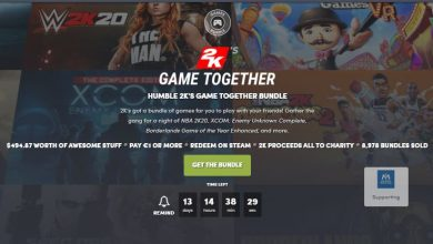 Photo of Humble 2K Game Together Bundle