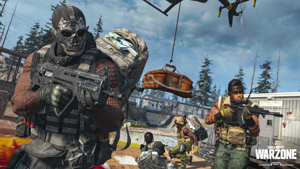 Call of Duty: Warzone COD Modern Warfare