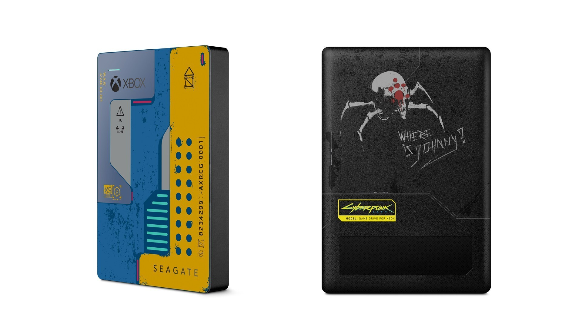 Cyberpunk 2077 Special Edition Game Drive