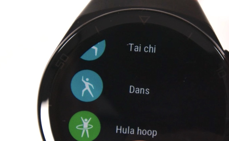 Huawei Watch GT2e Smartwatch Activities
