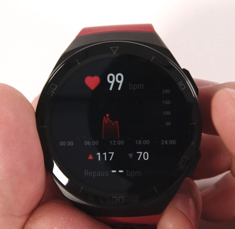 Huawei Watch GT2e Smartwatch Heart Rate