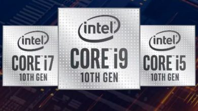 Intel 10th Gen Comet Lake H