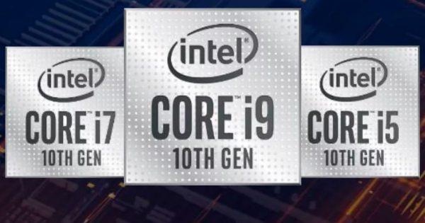 Intel i9 10900K pare a fi foarte, foarte fierbinte