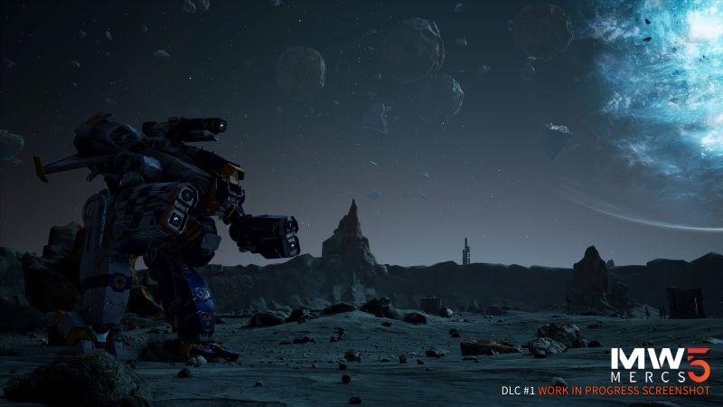Mechwarrior 5 DLC