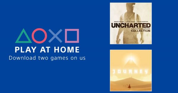 PlayStation ofera Uncharted The Nathan Drake Collection si Journey gratuit prin intermediul programului Play At Home