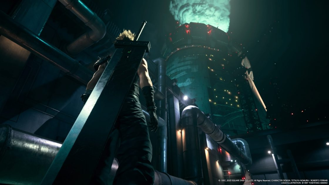 Review Final Fantasy VII Remake