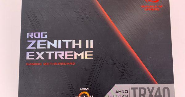 ROG Zenith II Extreme – Cea mai bazata placa pe care poti pune mana