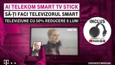 Photo of Telekom lanseaza oferte noi pentru nevoile de entertainment ale romanilor