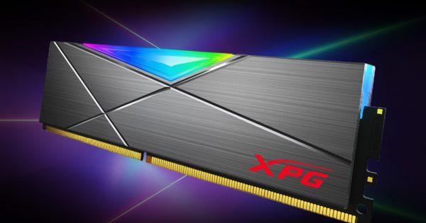 XPG lanseaza modulele de memorie DDR4 SPECTRIX D50 RGB