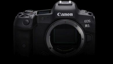 Photo of Canon EOS R5 poate înregistra în 8K