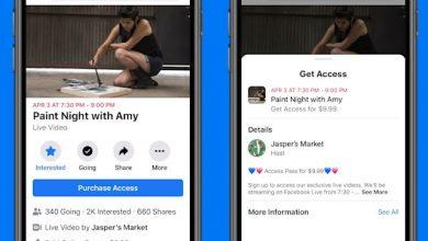 Photo of Facebook introduce live-streaming cu taxă
