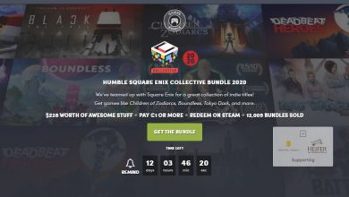 Photo of Humble Square Enix Collective Bundle