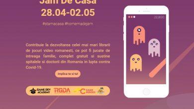 Photo of Un GameJam Românesc nou: Jam de Casă