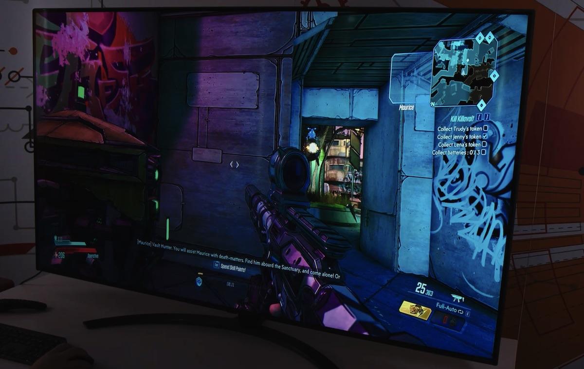 4K 120Hz Gaming