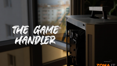 Photo of The Game Handler – Evolutia PC-ului de gaming intr-o masinarie compacta