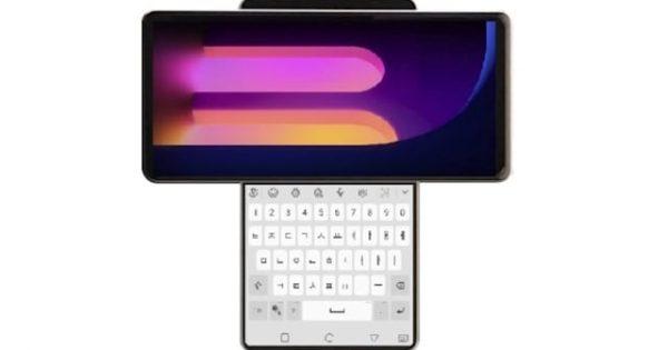 LG Wing este un telefon ciudat