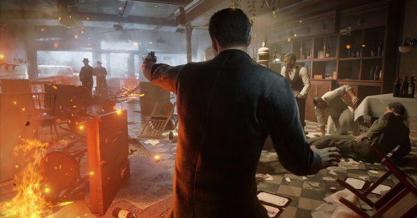 Mafia 2: Definitive Edition a fost listat mai devreme pe PS Store Australia