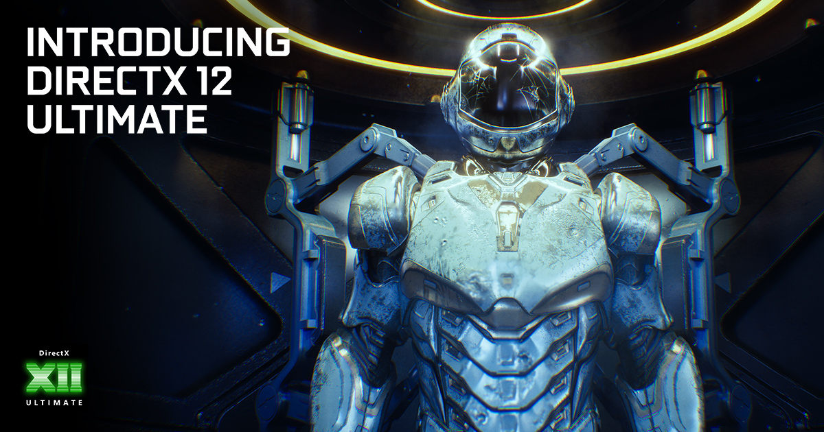 NVIDIA DirectX 12 Ultimate Game Ready