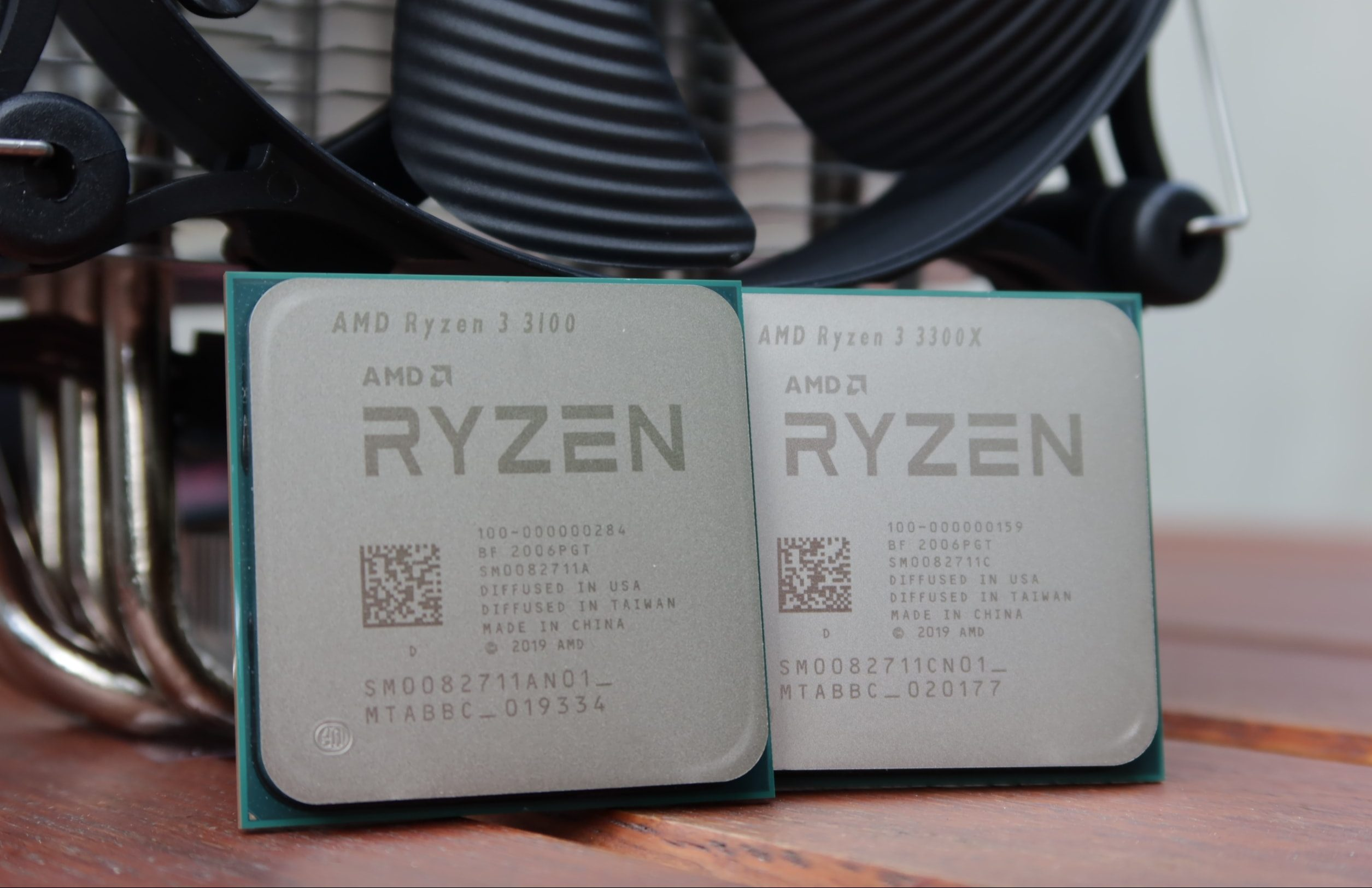 Review AMD Ryzen 3 3rd Gen Feature