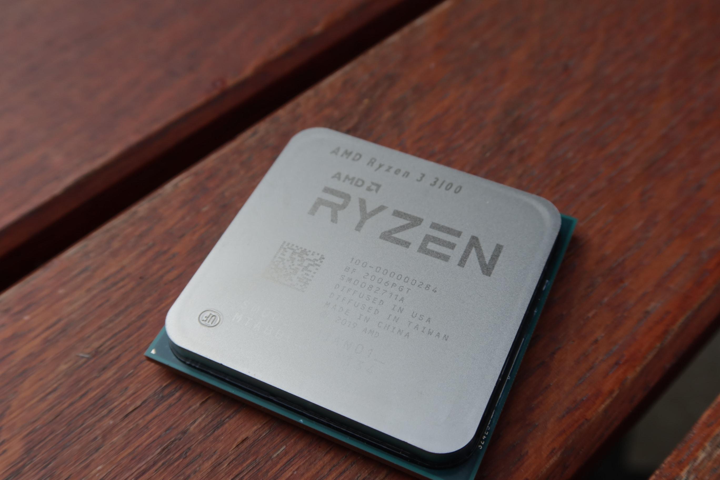 Review AMD Ryzen 3 3rd Gen