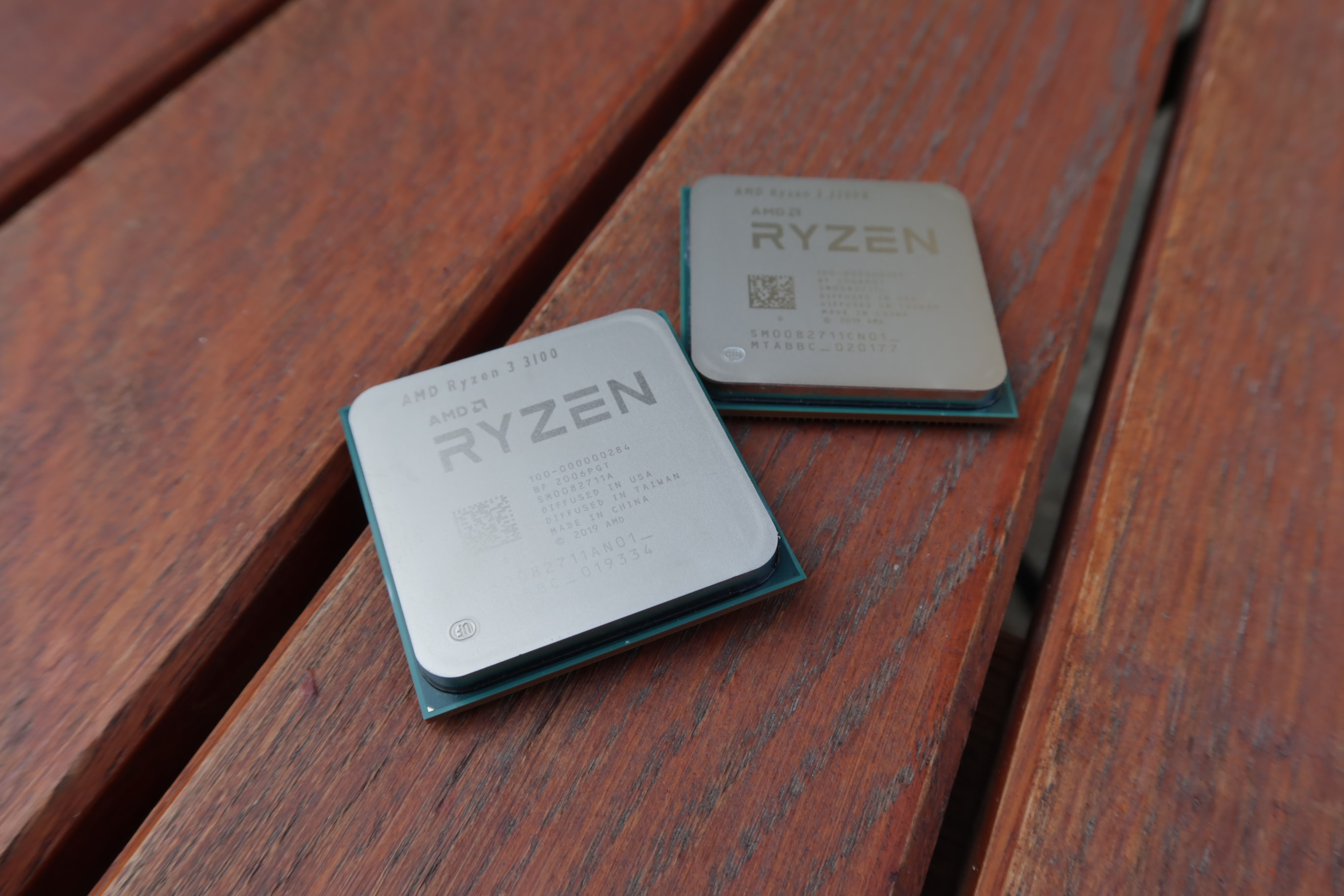 Review AMD Ryzen 3 3rd Gen