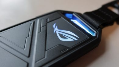 Review ROG Strix Arion
