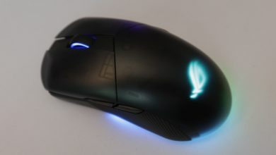 ROG STRIX PUGIO II REVIEW