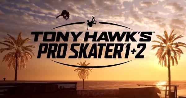 Tony Hawk's Pro Skater 1+2 reînvie clasica serie!