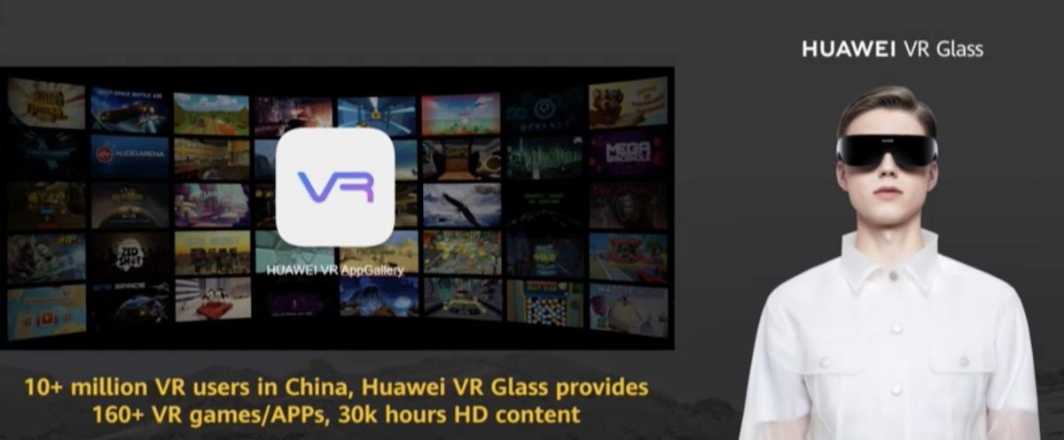 VR si AR la Huawei