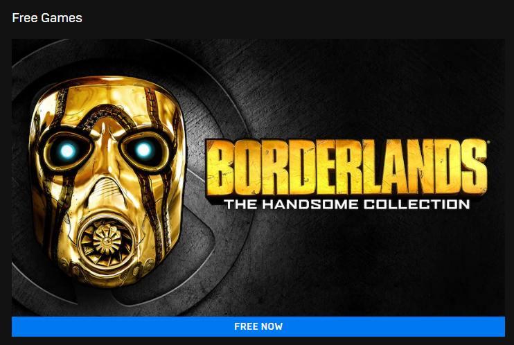 borderlands free