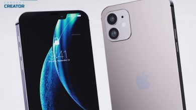 iPhone 12 Render
