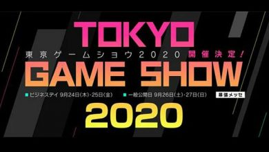 tokyo games show