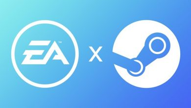 EA x Steam
