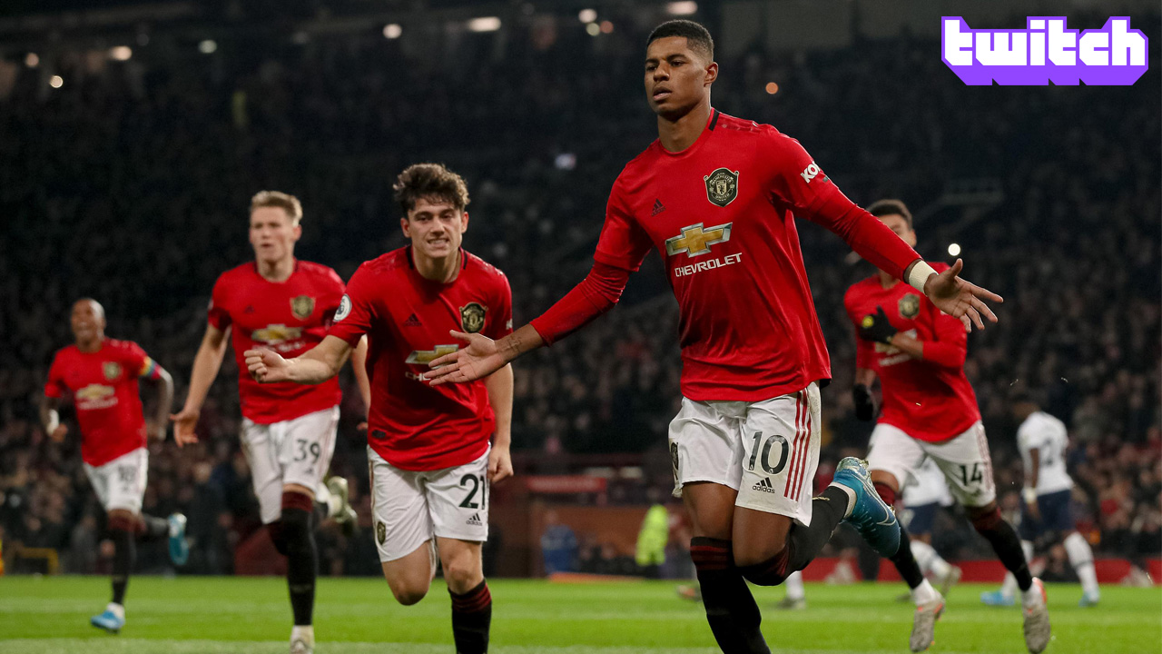 Premier League Amazon Twitch Free Manchester United Feature
