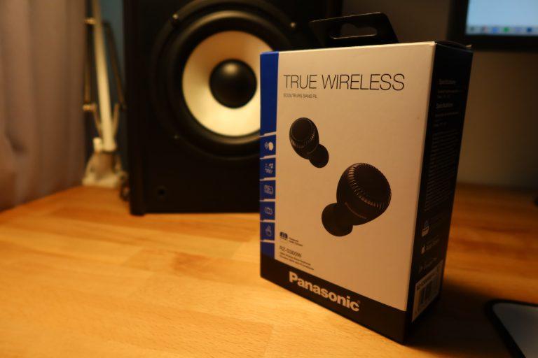 Review Panasonic RZ-S300W True Wireless – Viata e mai simpla fara fire