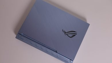 REVIEW ROG STRIX G512LV