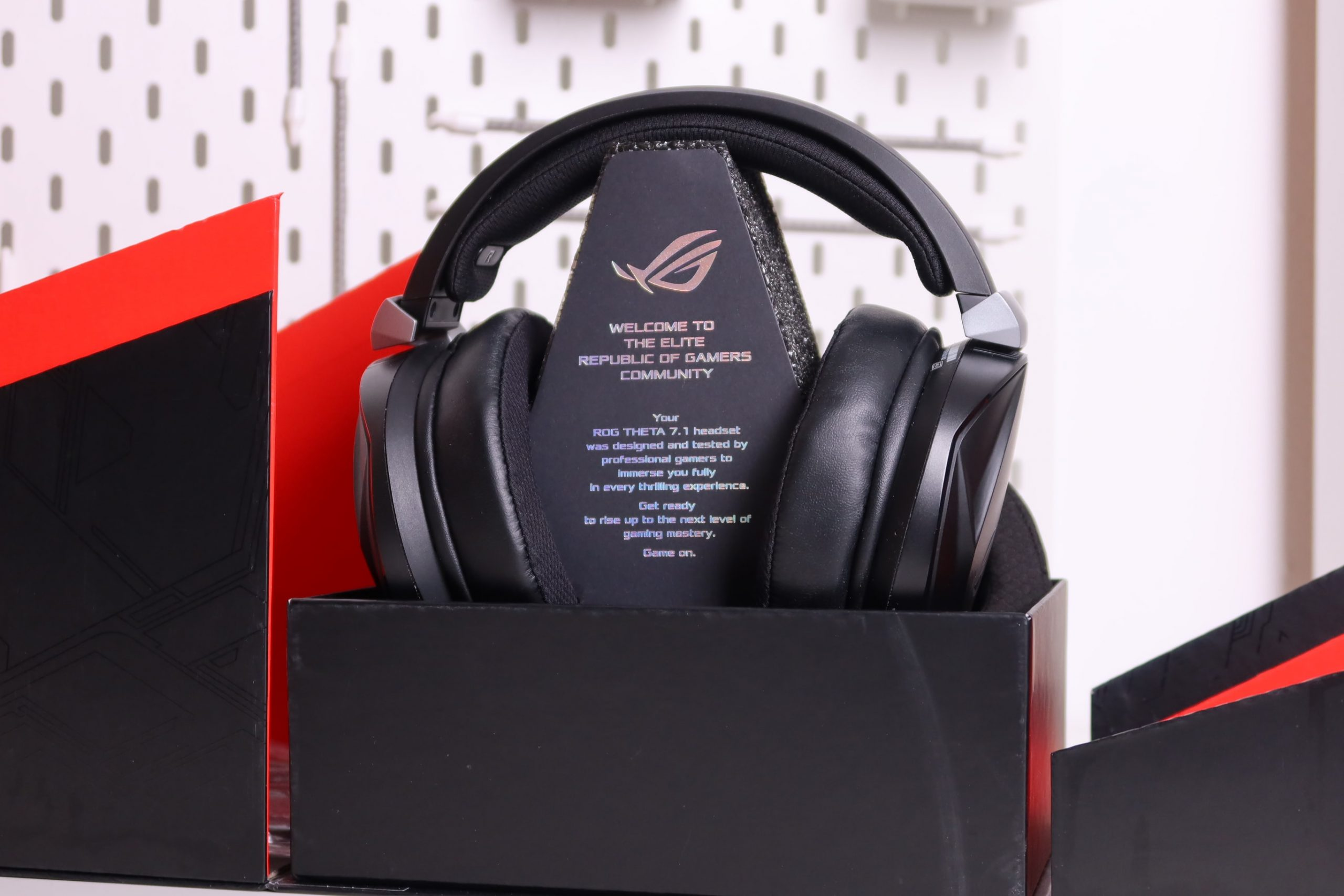 REVIEW ROG THETA 7.1