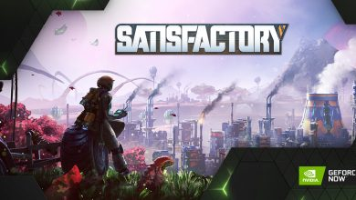 Satisfactory GeForce Now