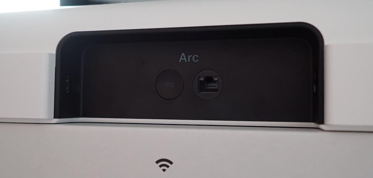 Sonos Arc Soundbar Ports