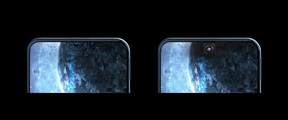 Visionox Under Display Camera