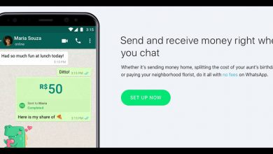 Photo of In curand vei putea transfera bani prin intermediul WhatsApp
