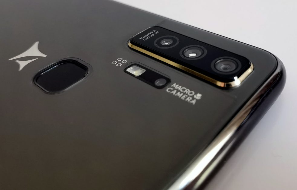 Allview Soul X7 Pro - Quad Camera design (și da, Macro Mode chiar funcționează bine)